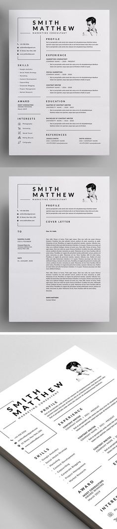 Professional Cleaning Business Resume Design 59 New Ideas Business Resume, Job Resume, Resume Tips, Resume Work, Resume Ideas, Resume Layout, Modern Resume Template, Resume Template Free, Creative Resume Templates