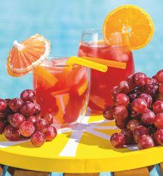Leckeres Bio-Eistee Rezept mit Beeren-Mix Iced Tea Recipes, Berries