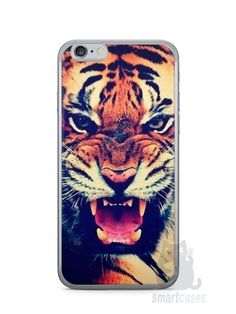 Capa Iphone 6/S Tigre Feroz