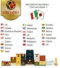 A Global Economy Built On COFFEE. www.testimony1.organogold.com Click Join and yes, you can create a legacy too.