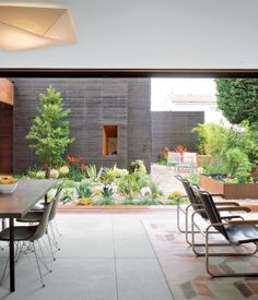 A Modern Bungalow in Venice Beach | Architectural designer Sebastian Mariscal and project manager Jeff Svitak