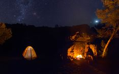 These off-the-grid campsites are serious about reducing your carbon footprint and immersing you in nature. Responsible Travel, Kruger National Park, Off The Grid, Carbon Footprint, Campsite, South Africa, Eco Friendly, Places To Visit, Environment