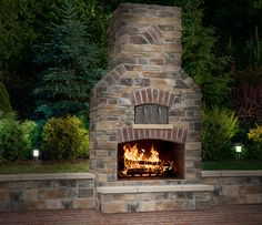 Outdoor Fireplaces & Pizza Ovens   Photo Gallery
