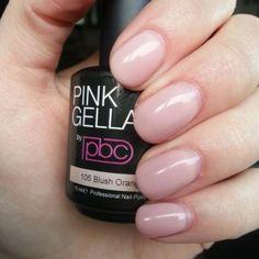 Pink Beauty Club shared Laura Toes's photo. 105 Blush Orange