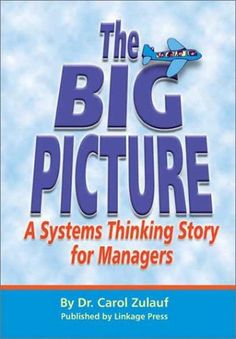 The Big Picture: A Systems Thinking Story for Managers, Leaders, and other Visionaries (Book)