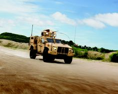 Here is the badass truck replacing the US military's aging Humvees   The Verge
