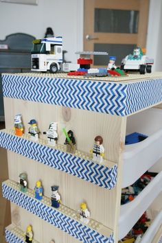 How to Turn Your IKEA Trofast Into a LEGO Holder — Apartment Therapy Reader Project Tutorials | Apartment Therapy