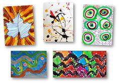 Arts plastiques : idées de productions pour la maternelle