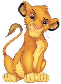 *SIMBA ~ The Lion King