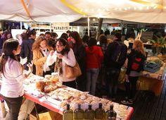 Exitosa apertura de la 2da. Feria Abasto Gourmet