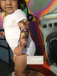 Tattoo Onesie or t shirt Newborn $10.00