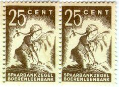 Spaarbankzegel