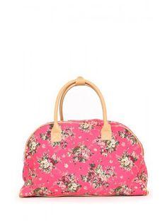 Flower Pop Duffle Bag