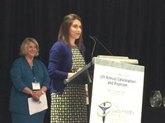 Lucy Hobbs Project honors ADA New Dentist Committee chair