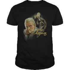 t-shirt Lord Of The Rings - Legolas