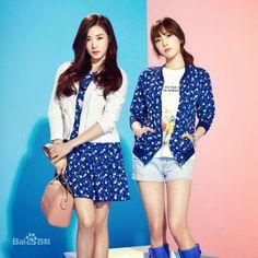 SNSD's TaeYeon, Tiffany and SeoHyun for 'MIXXO'!