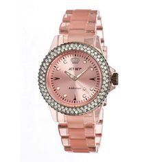 Addiction Watch Women's Pink now featured on Fab.