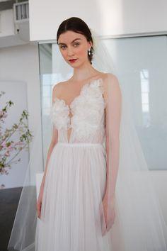 Marchesa Wedding Dress Collection SS 2017 | Bridal Fashion Week | Bridal Musings Wedding Blog 1