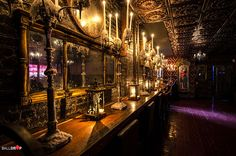 Top ten Gothic and eccentric themed restaurants in New York City
