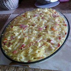Receita de Macarronada especial - Tasty Demais