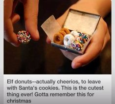 This is so cute! Great idea for elf on a shelf.