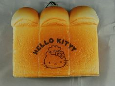 Jumbo Hello Kitty Loaf Squishy Kawaii Bread