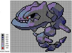 208 Steelix by cdbvulpix.deviantart.com on @deviantART
