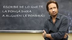 Cómo escribir un blog, por Hank Moody (Californication)