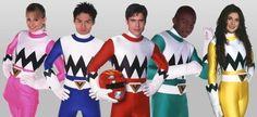 power rangers lost galaxy on Pinterest | Power Rangers, Galaxies ...