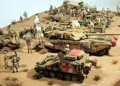 22 Best Desert Diorama images in 2014 | Model building