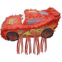 El Cofre de Monica: Piñata de Cars