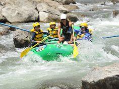White water Rafting at Tumbling River Ranch (Grant, CO) - ResortsandLodges.com #travel #vacation #Colorado
