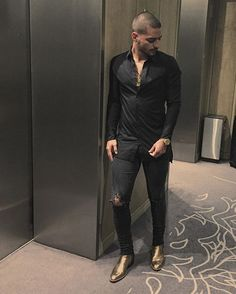 Pin for Later: Brace Yourself For These Incredibly Sexy Pictures of Maluma When His Sense of Fashion Was Beyond Hot