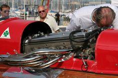 6c2600 Alfa boat