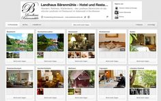 Landhaus Bärenmühle - Hotel und Restaurant in Nordhessen http://www.pinterest.com/baerenmuehle/