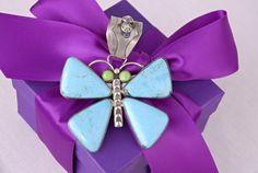 Michelle's Ruidoso - Rocki Gorman Turquoise and Gaspeite Butterfly Pendant, $440.00 (http://www.michellesruidoso.com/rocki-gorman-turquoise-and-gaspeite-butterfly-pendant/)