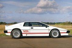 1981 Lotus Turbo Esprit