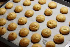 Likérové špičky - Meg v kuchyni Hamburger, Spices, Food And Drink, Bread, Baking, Fruit, Sweet, Pineapple, Thermomix