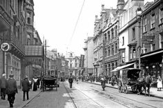 wind street 1909