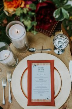 This Vibrant Fall Wedding Inspiration Gives Us The Warm Fuzzies