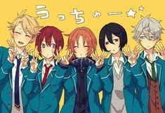 Ensemble Stars, Idol, Anime Boys, Vocaloid, Story Ideas, Anime Characters, Drawings, Anime Guys, Storyline Ideas
