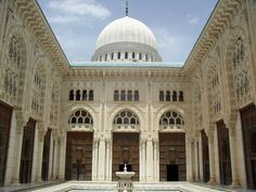 The Mosque Emir Abdelkader