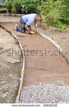 gravel path edging - Google Search