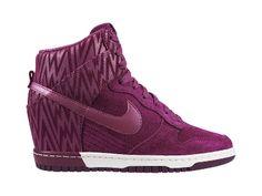 Nike+Dunk+Sky+Hi+Print+Women's+Shoe