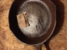 How to restore an old Cast Iron | Prepper Universe