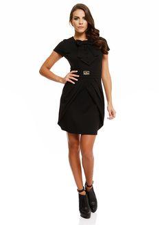 Sogo Fashion  - SOGO Yakası fiyonklu düğmeli elbise Markafoni'de 139,00 TL yerine sadece 44,99 TL! Satın almak için:  https://www.markafoni.com/account/lp/pinterest/?next=/product/2895696/