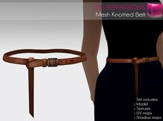 This Belt finished with brown leather texture, has 3 seperate parts: Belt, hoop and buckle. Brown Leather Texture, Perm, Female, Kit, Fashion, Moda, Fashion Styles, Wavy Perm, Fashion Illustrations