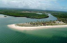 Praia do Saco - Sergipe - Brazil