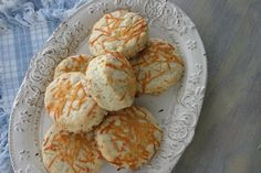 Parmesan Peppercorn Biscuits