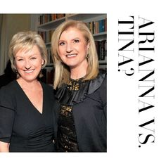 Arianna Huffington and Tina Brown: 9 Inspiring Interviews That Deserve Your Time | DesignGood